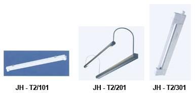 T2 — Luminaire fixture