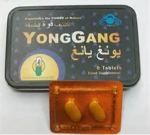 YongGang Sex Medicine Yong Gang Tablets