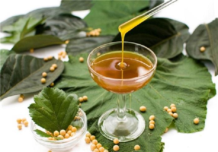 Food Grade Discolored Soya Lecithin Liquid HXY-3SP