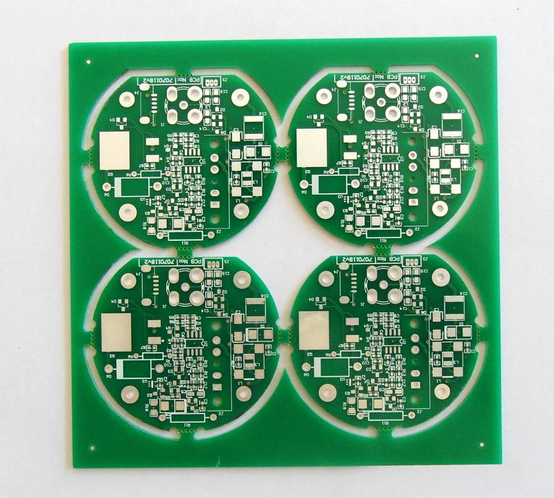 PCB with Immersion Silver