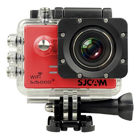 Original SJCAM SJ5000 Plus Ambarella A7LS75 1080P 60FPS WiFi Diving 30M Waterproof Action Camera con