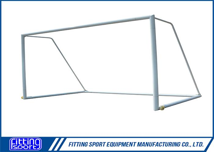 FreeStanding Delux All Aluminum Soccer Goal--Full Size