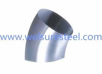 Supply Sanitary Elbow45°