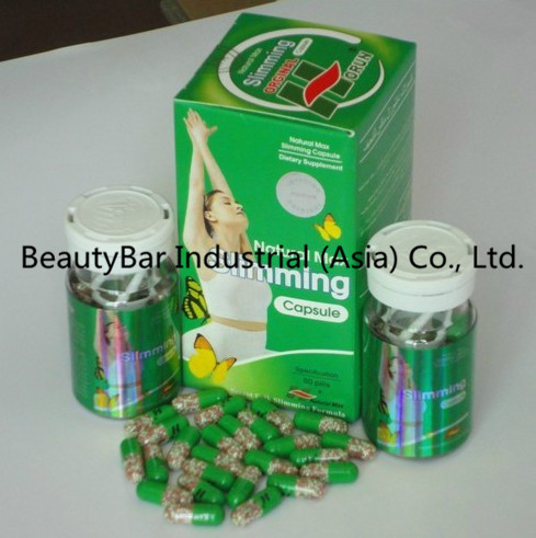 Max 100%  Herbal  Slimming  Capsule