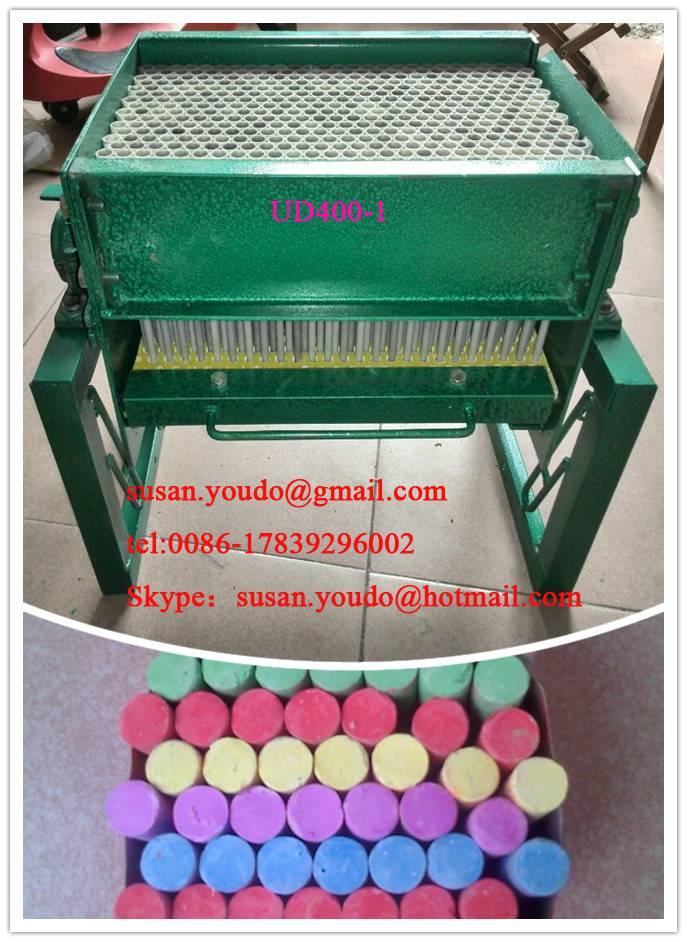 UD400-1 chalk making machine or chalk machiner