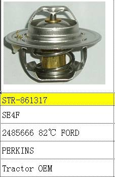 Thermostat and thermostat housing use for 2485666 FORD