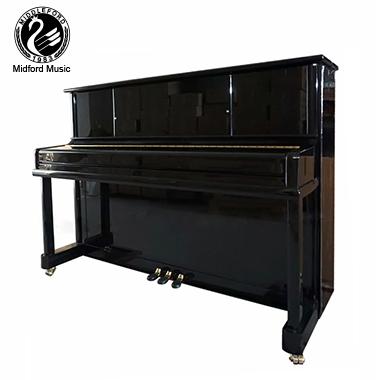 Middleford black polish Acoustic Upright Piano UP-110E