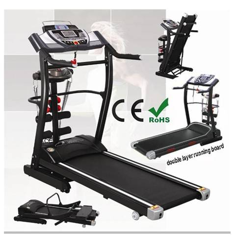Electric Treadmill with multi-function