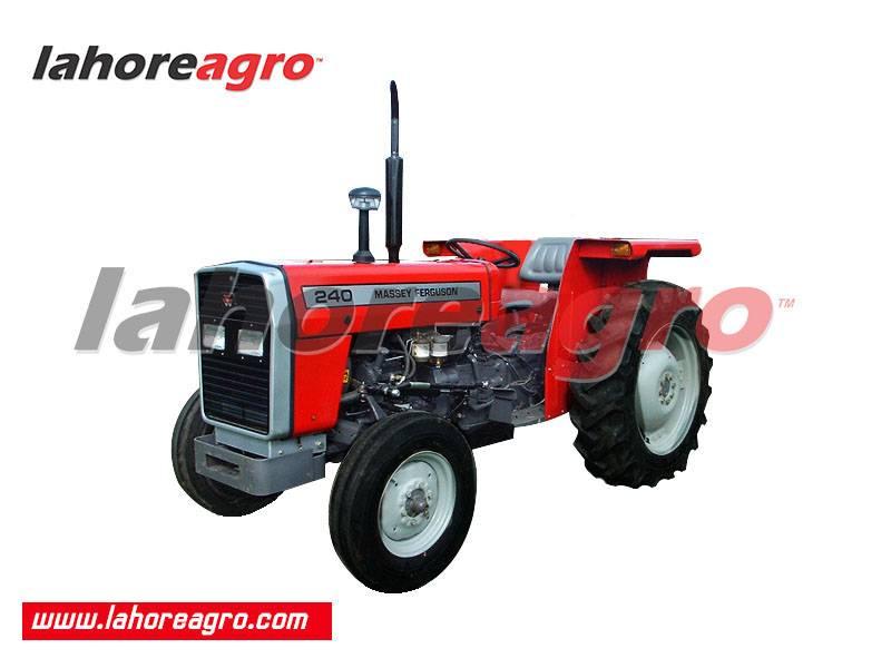 Massey Ferguson Tractor MF 240 (50HP) 2 Wheel Drive