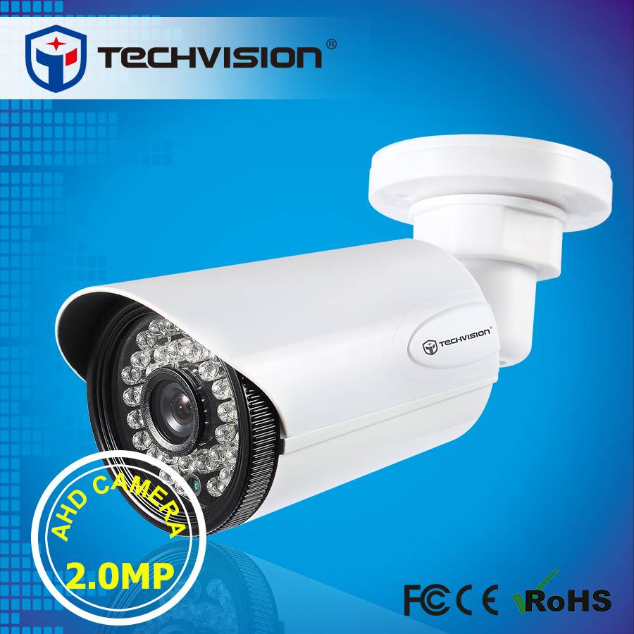 2.0 megapixel AHD 1080P cctv camera night vision