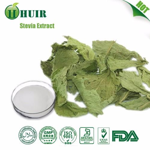 Natural Stevioside 90% RA 97%-99% stevia leaf extract stevia sugar