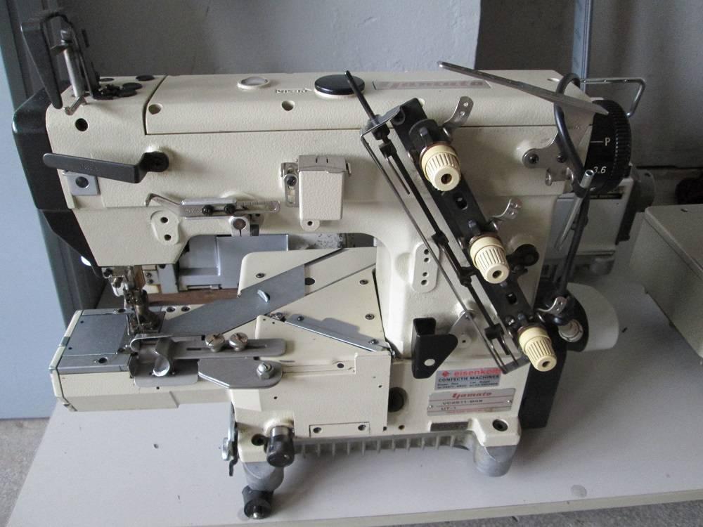 CONFECTIE MACHINES YAMATO VC
