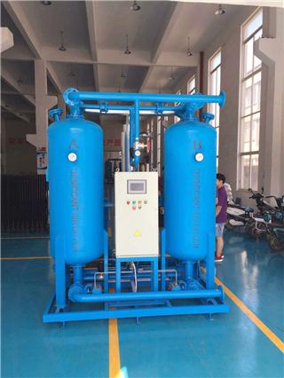 Heatless Desiccant Air Dryers