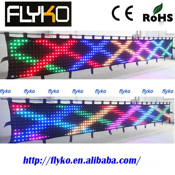 dmx pixel light 5cm  for sale
