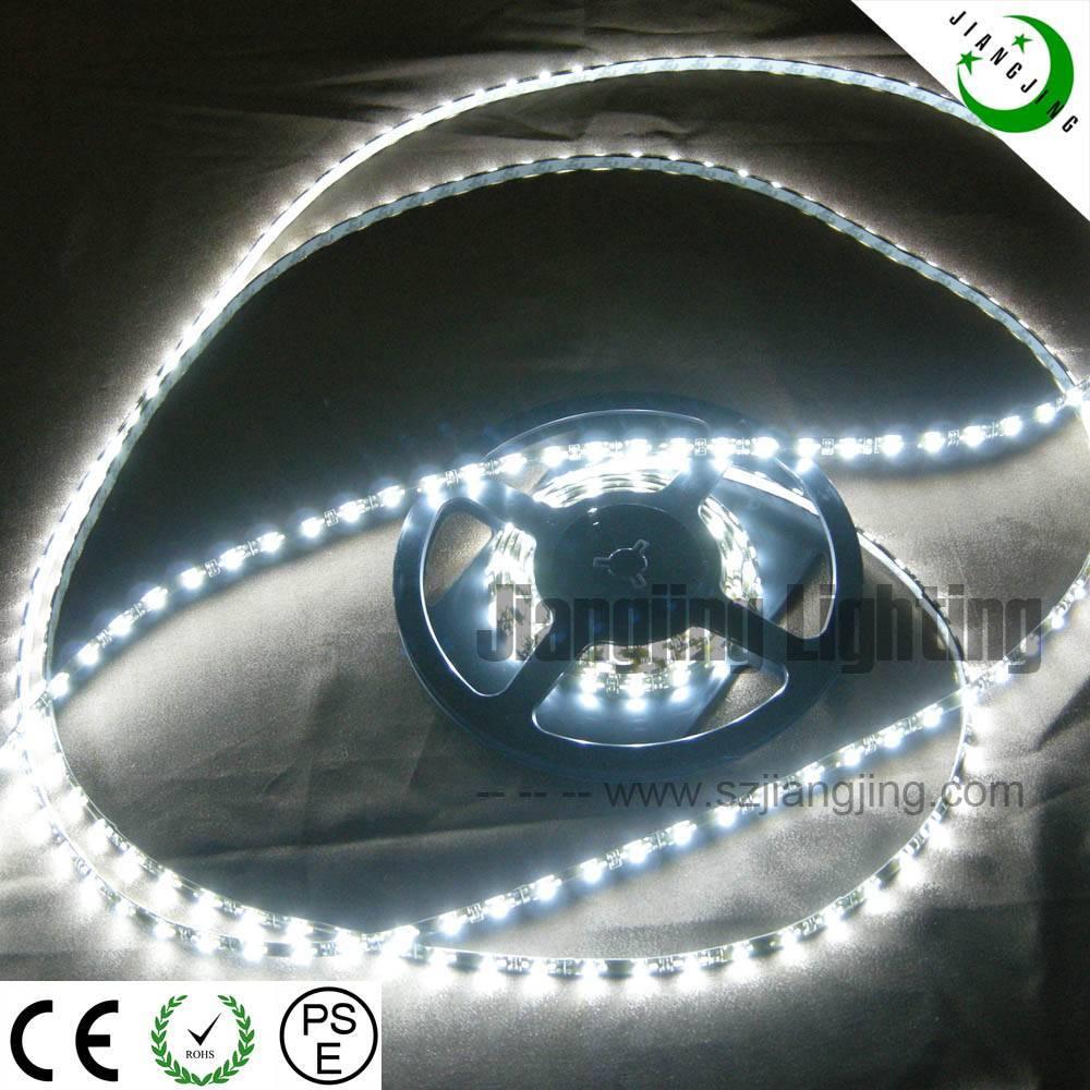 60LED/Meter--Pure White Color SMD3528 Flexible LED Strip light