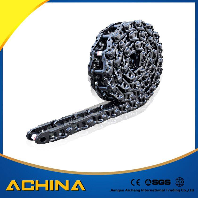 Track link for excavator undercarriage