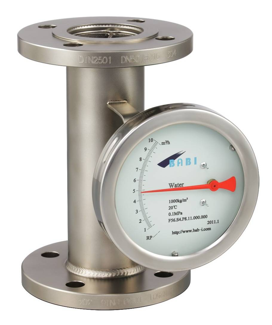 F56 Metal Tube Variable Area Magnetic Float Flowmeters