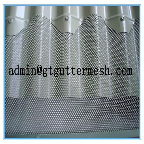Aluminium Gutter Mesh