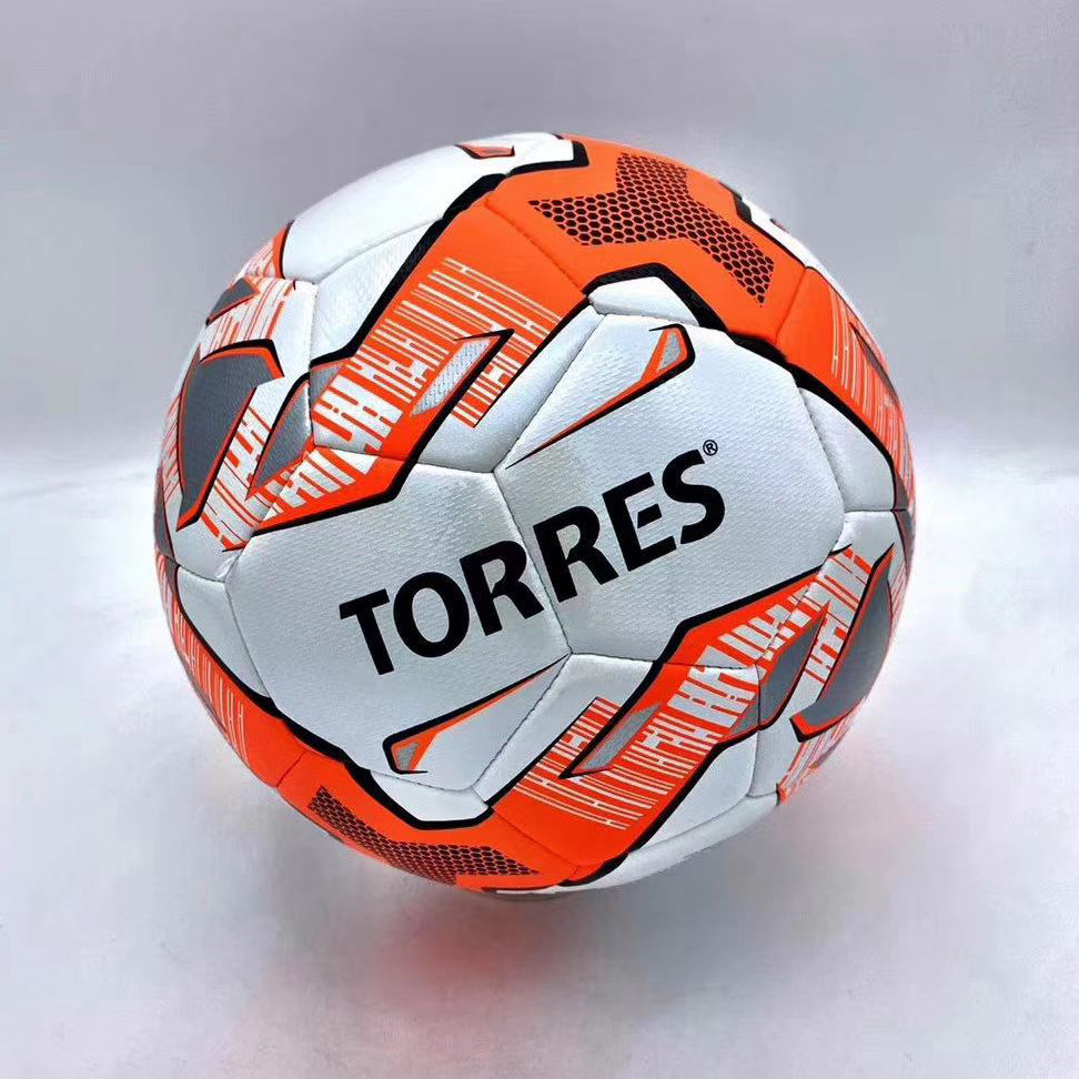 super quality Soccer ball training ball with size 5 high quality PU leather