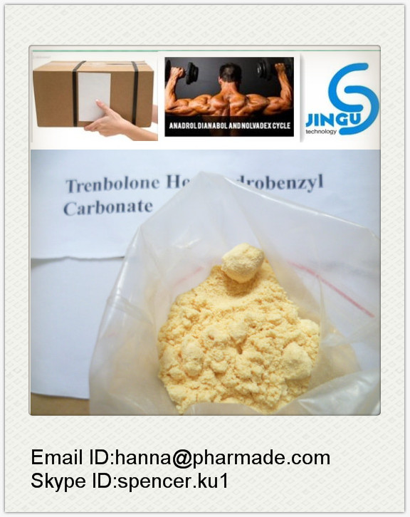 buy Trenbolone Hexahydrobenzyl Carbonate anabolic Trenbolone enanthate for bodybuilding