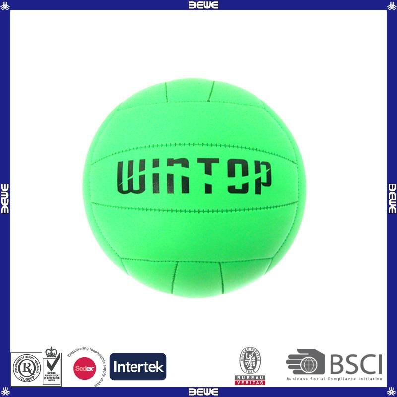 PVC leather official size 5 volleyball