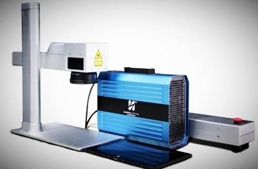 Intelligent Fiber Laser Marking Machine-2
