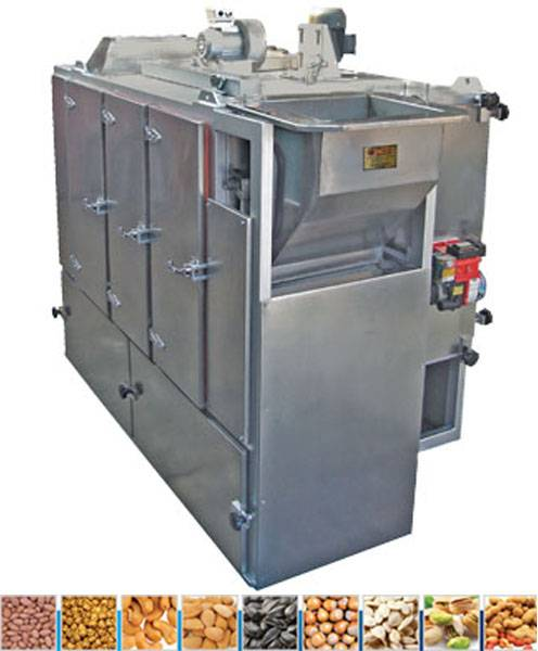 CRZ-200RO SALTED SUNFLOWER SEED OVEN