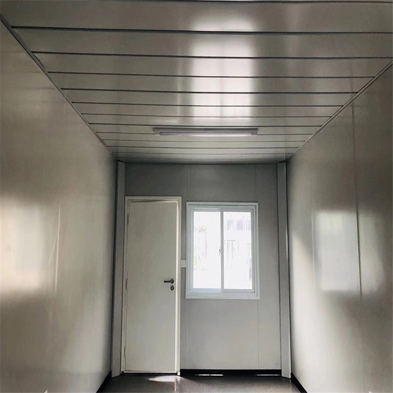 Professional Prefabricated Luxury Customization Living Container House