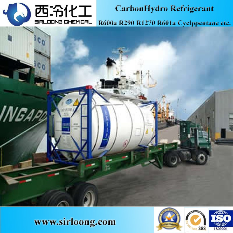 High Purity Refrigerant Gas Isopentane R601a