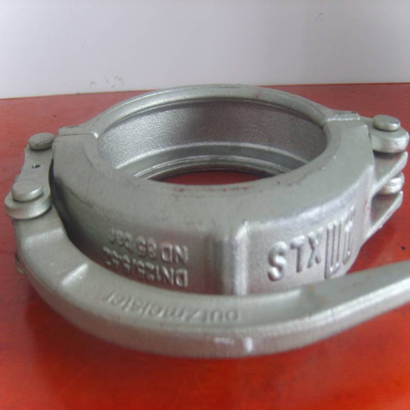 High Quality Concrete Pump Snap Clamp Coupling