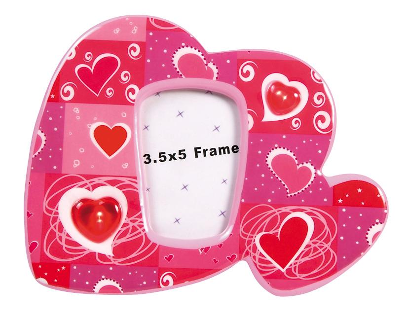 poly foam decoupage photo frame