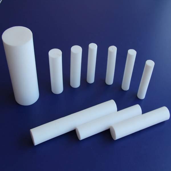 100% virgin white teflon ptfe rods