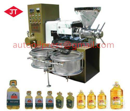 Automatic coconut olive edible oil making mchine for sale
