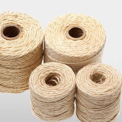 UG Grade Sisal Yarn For Making Elevator Core Rope600/800/900/1000kg/m