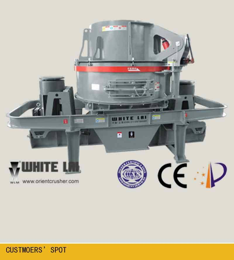 bamac vsi centrifugal crusher