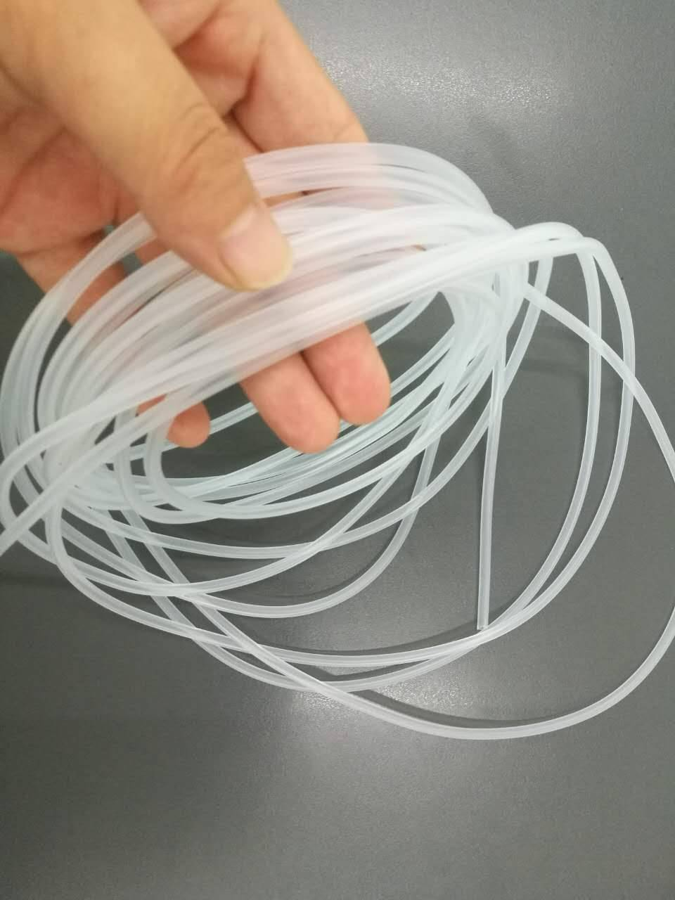 Medical grade silicone for catheter