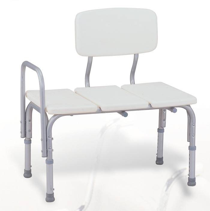 Shower Tool Bath Bench Shower Chair with Handle Pad