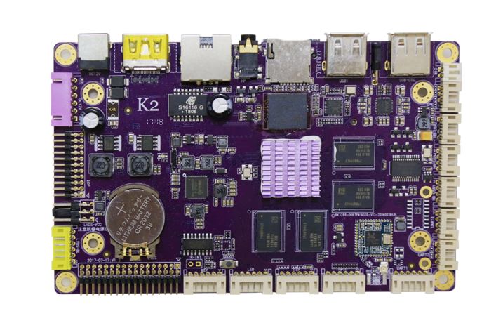 Android Board for Digital Signage Advertising Player in Bus/Taxi/School/Hotel/Supermarket