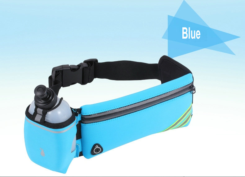 Outdoor running travel pockets 4 to 6 inch mobile phone bag waterproof personal multi-functional wai