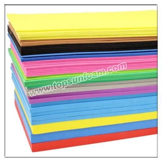Colorful EVA Foam Sheet for School Education