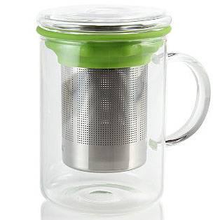 glass tea cup