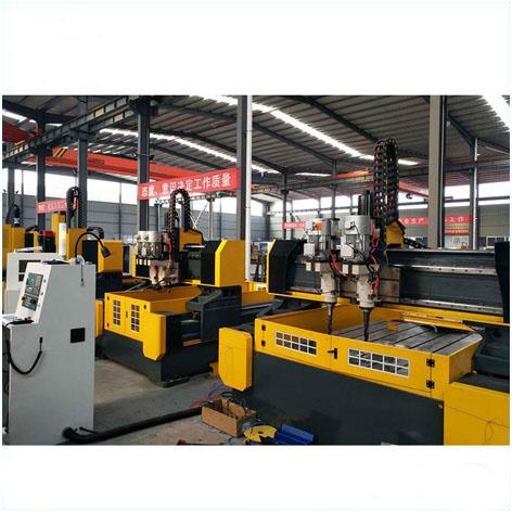 CNC Multi-Head Drilling Machine