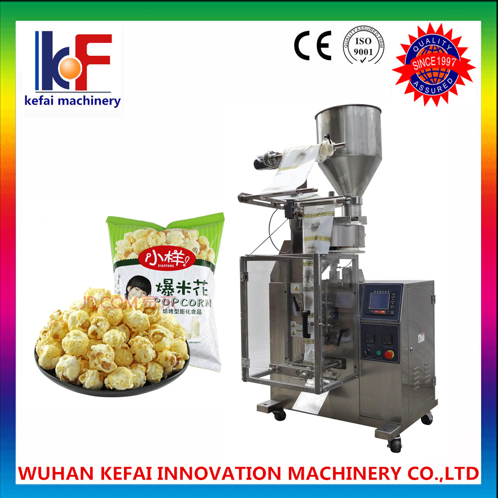High quality low price peanuts packets packing machine