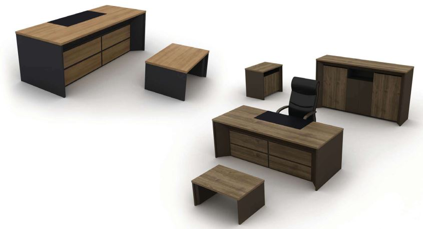 Modern And Top Quality Executive Office Desk