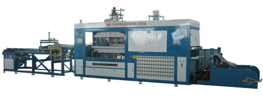 Automatic vacuum forming plastic moulding machine-cooling tower