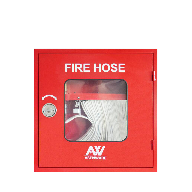 Fire fighting fire suppression system fire hose cabinet