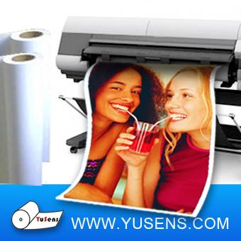 High glossy photo paper for inkjet roll 200gsm 36inch