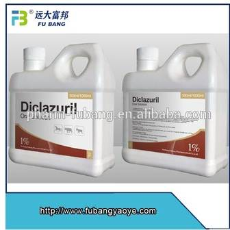 Highly active Diclazuril Oral Solution