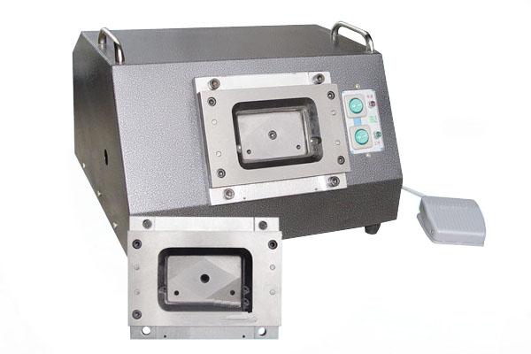 Motor driving plastic card cutting machine made in China