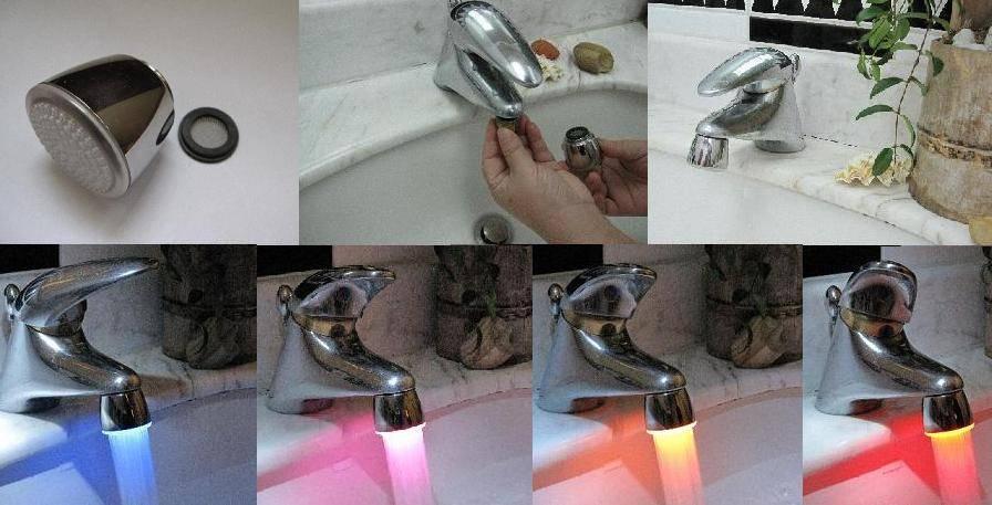 LED Aerator Light